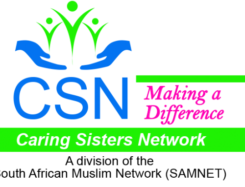 CSN EMERGENCY HUMANITARIAN RELIEF – DURBAN FLOODS