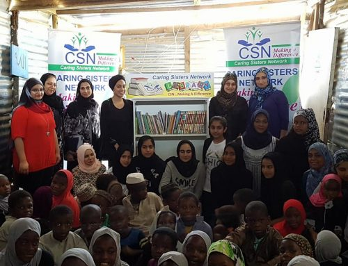 CSN FOURTH READERS ARE LEADERS PROJECT (2018)