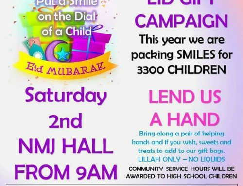 CSN EID GIFT CAMPAIGN 2018