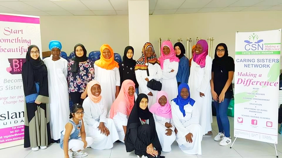 CARING SISTERS NETWORK ENDORSE WORLD HIJAB DAY