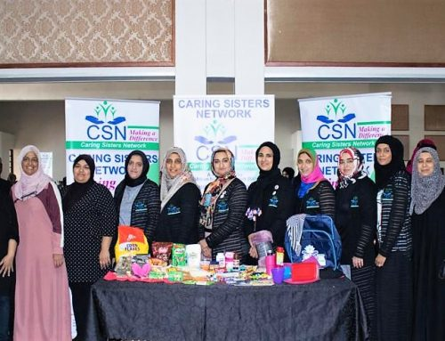 CARING SISTERS NETWORK SIGNATURE EID SMILE CAMPAIGN – 2019