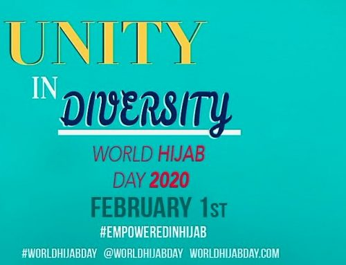 WORLD HIJAB DAY 2020 – UNITY IN DIVERSITY