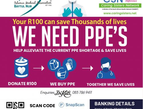 CARING SISTERS NETWORK: COVID-19 PPE CAMPAIGN